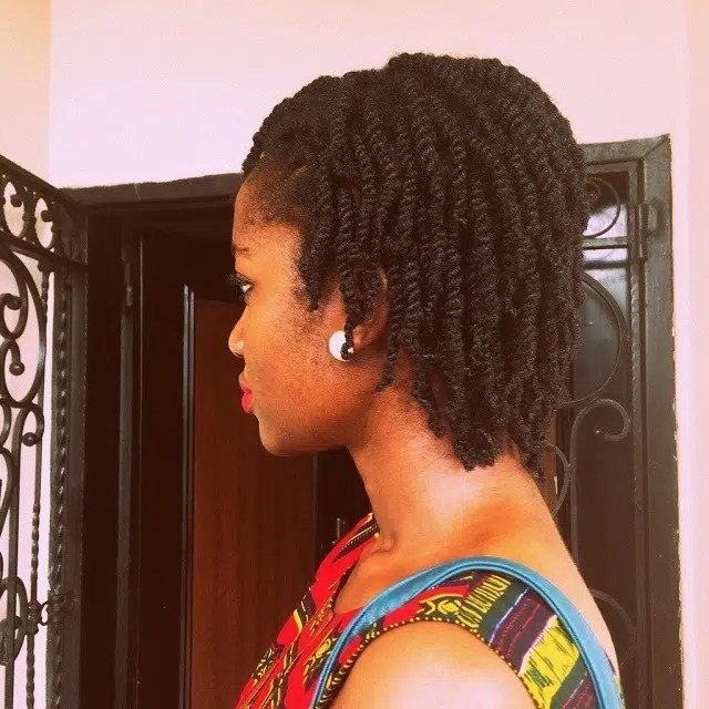 Protective Hairstyles For 4C Hair That Help With Length ...