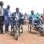 Lincoln Wamae Makes Motorized Wheelchairs That Enable People With Disabilities Who Use Wheelchairs To Move Around The City Comfortably On Their Own
