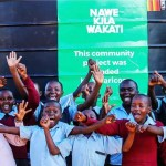 Thanks To Ndoto Zetu, Some Schools, Villages And Farmers In Machakos Are Now Able To Access Clean Water - Find Out More About How Your Community Can Partner With Safaricom Foundation