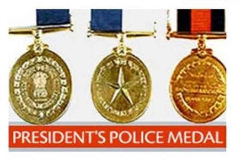 Police medals announced • Pothashang