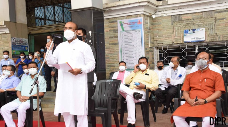 Covid-19 mortality rate surge in Manipur is mostly due to co-morbidity: Biren