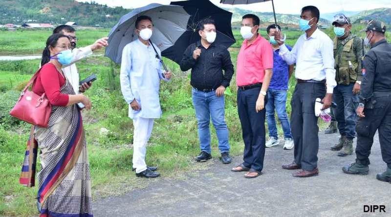 Minister Rajen warns against encroaching fishery area