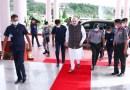 Amit Shah visits Assam Rifles headquarters