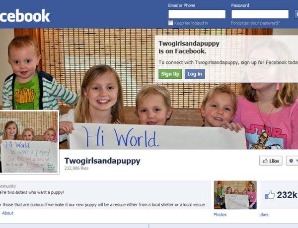 États-Unis: Elles défient leur père grâce à Facebook!
