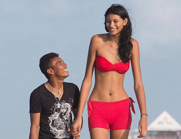 Brésil : A 17 ans elle détient déjà un record du monde !