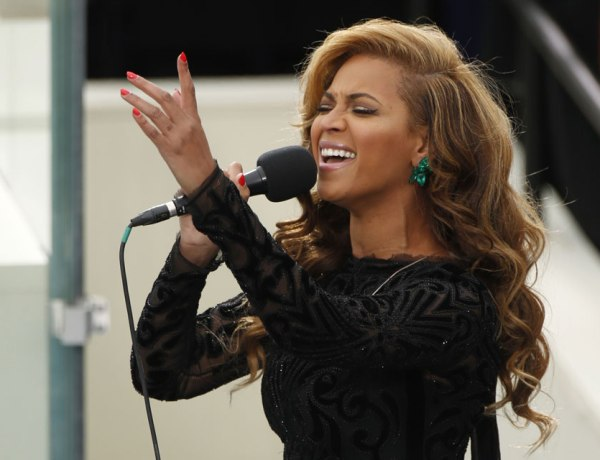 La revanche de Beyonce