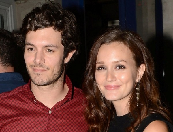 Leighton Meester et Adam Brody en couple ?