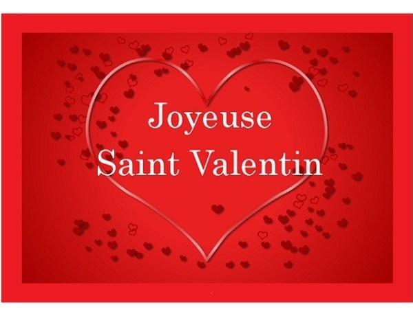 Saint Valentin : Il va lui falloir un moment pour digérer la nouvelle !