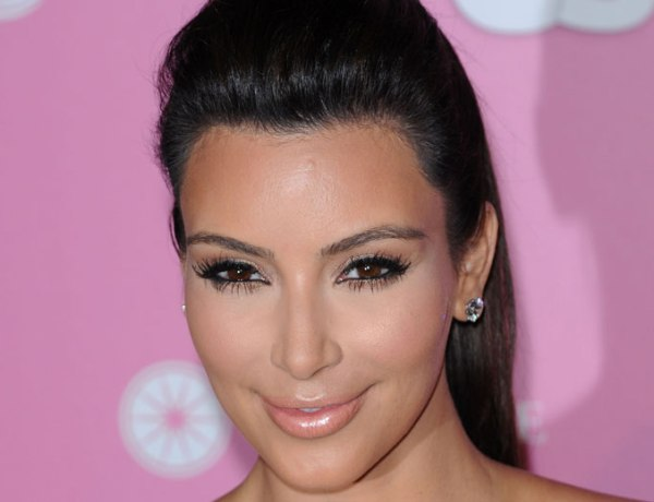 Kim Kardashian : Attention les fesses !