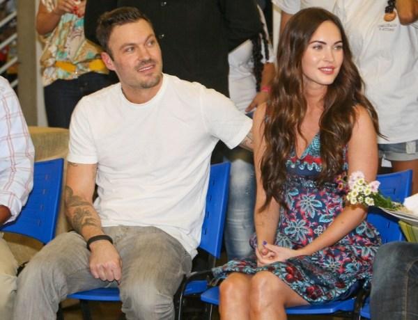 Megan Fox et Bryan Austin : La 1ère photo de leur fils !