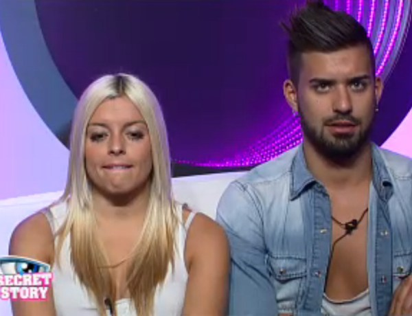 Secret story 7 : La quotidienne du 12 septembre, le couple bidon tangue…( Replay)