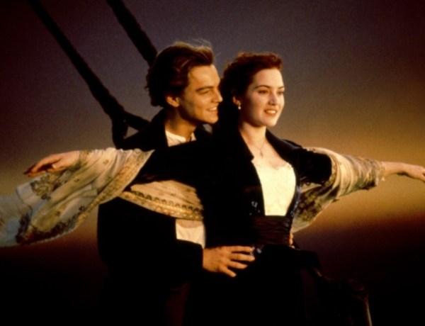 Leonardo Dicaprio ne s'est jamais laissé séduire par Kate Winslet