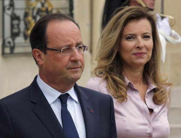 Hollande / Trierweiler : Le film de leur histoire