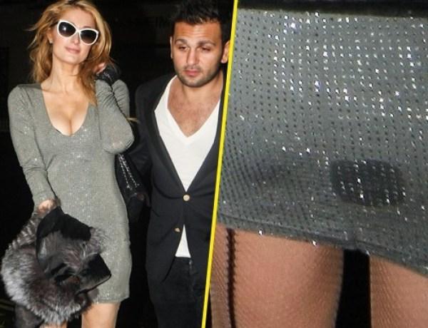 La robe de Paris Hilton fait jaser
