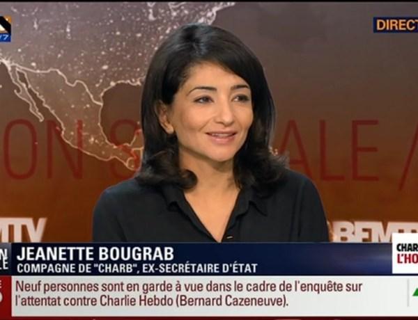 #Charb : Sa famille dément sa relation avec Jeannette #Bougrab !