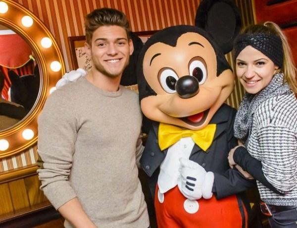 #DALS : Rayane Bensetti s'éclate à Disney avec Denitsa !