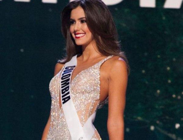 Miss Univers : Camille Cerf échoue face à Miss Colombie
