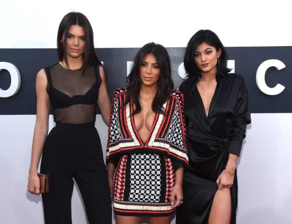 Kim Kardashian se confie sur la chirurgie esthétique de Kylie Jenner
