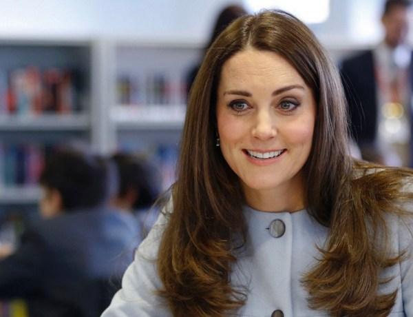 Pas de repos pour Kate Middleton, la reine en a décidé ainsi !