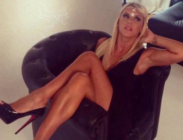 #LesAnges7 : Amélie Neten dévoile sa sensualité dans un shooting photo !