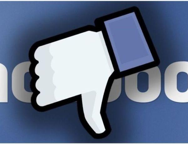 L'option «Dislike» bientôt sur Facebook ?