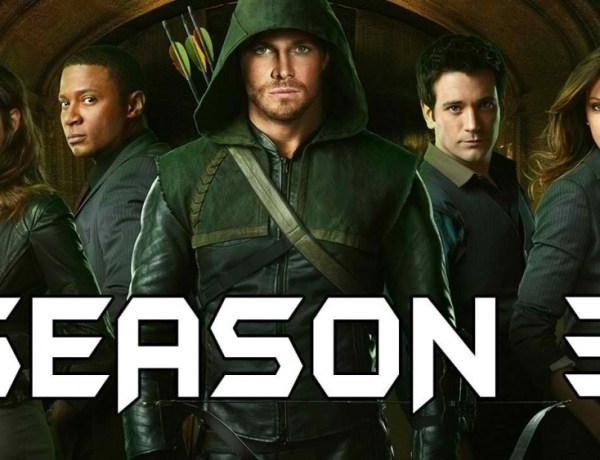(SPOIL) Arrow Saison 3 : Un personnage mort va faire son grand retour