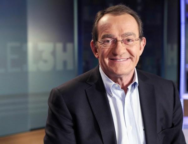 Jean-Pierre Pernaut opéré d'urgence va être remplacé au JT de TF1