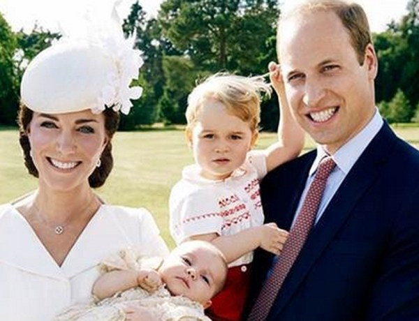 Prince William s'inquiète à propos de la princesse Charlotte