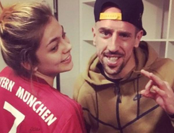 Louane fan de Franck Ribéry : la rencontre improbable qui fait jaser !
