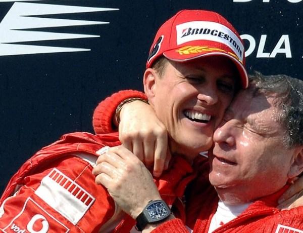 Michael Schumacher : Son ami sort du silence et donne des nouvelles