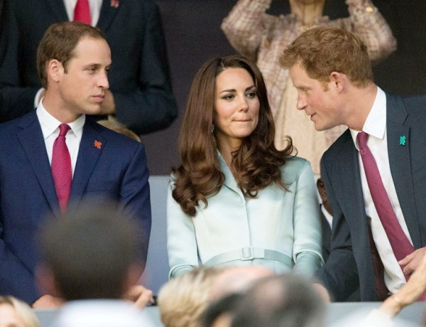 Kate Middleton, les princes William et Harry au secours des personnes suicidaires