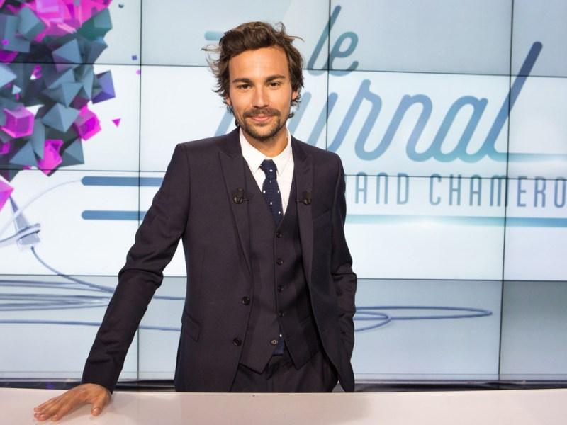 Bertrand Chameroy : Un dernier prime sur D8 et puis s'en va ?