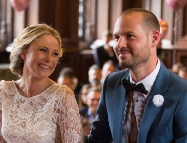 Julie Taton: Maman pour la première fois