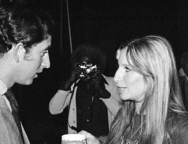 Lady Diana soupçonnait le prince Charles d'avoir une liaison avec Barbra Streisand