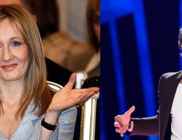 #Eurovision2016: J.K. Rowling fan d'Amir !
