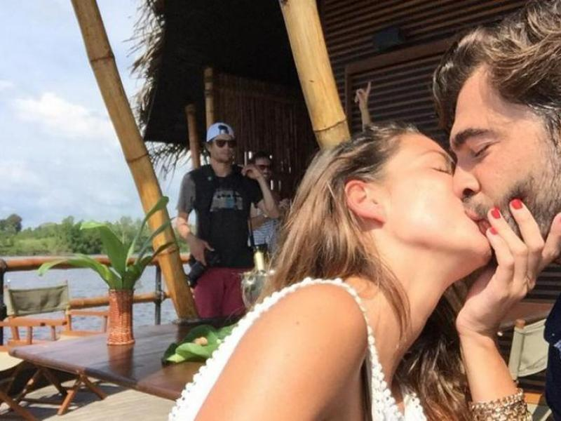 #Bachelor : Marco déclare son amour à Linda via un adorable message sur Instagram