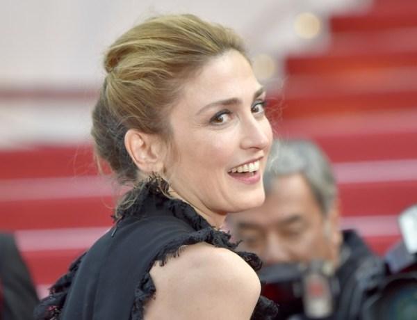 Cannes 2016 : Julie Gayet déchaînée sur le tapis rouge