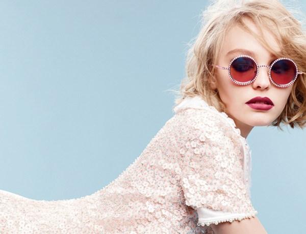 Lily-Rose Depp: Nouvelle égérie du parfum Chanel N°5 L'Eau
