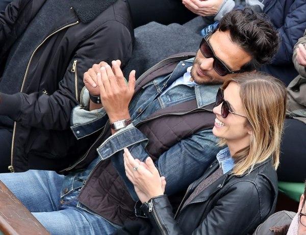 Roland Garros : L'ex de Jenifer s'affiche en charmante compagnie