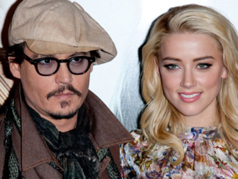 Johnny Depp : Amber Heard demande le divorce… au pire moment