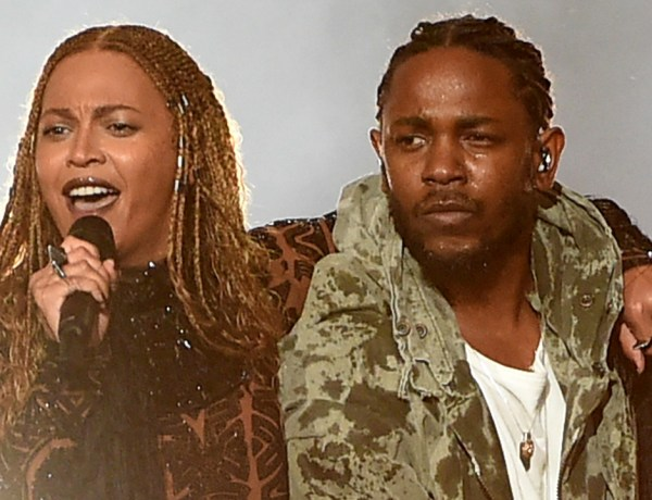 """BET Awards 2016: L'incroyable performance de Beyoncé et Kendrick Lamar sur """"Freedom"""""""