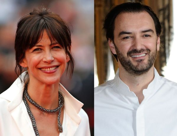 Sophie Marceau et Cyril Lignac : Une belle histoire d'amour