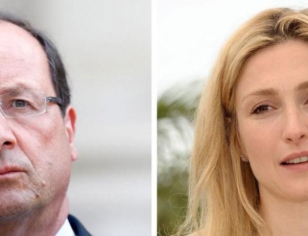 Julie Gayet et François Hollande font condamner un magazine people
