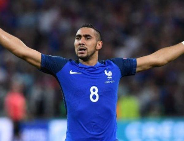 Euro 2016 : Les larmes du fils de Dimitri Payet