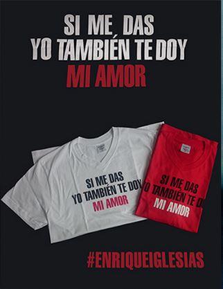 Concours : Remportez une serviette de plage ou un T-Shirt Enrique Iglesias