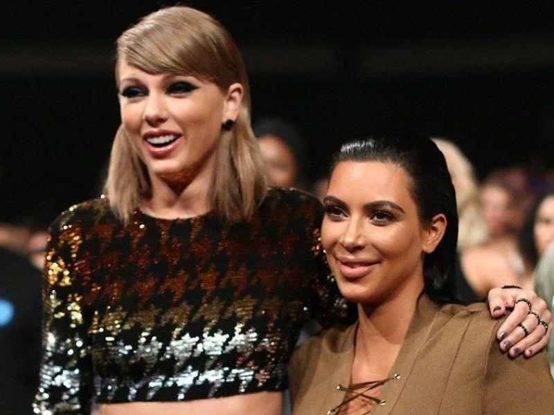 Taylor Swift menteuse ? La guerre avec Kim Kardashian et Kanye West est déclarée !