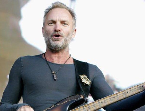 Sting revient en novembre avec un album rock et engagé