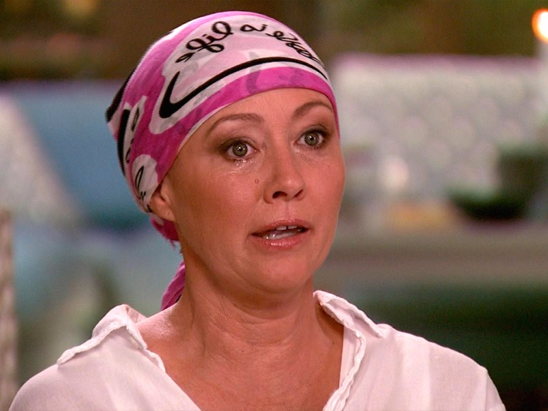 Shannen Doherty obtient gain de cause contre son ancien manager !
