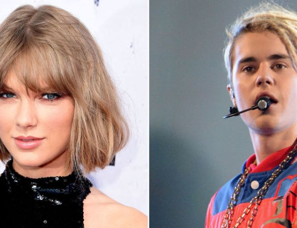 Justin Bieber allié à Kanye West contre Taylor Swift
