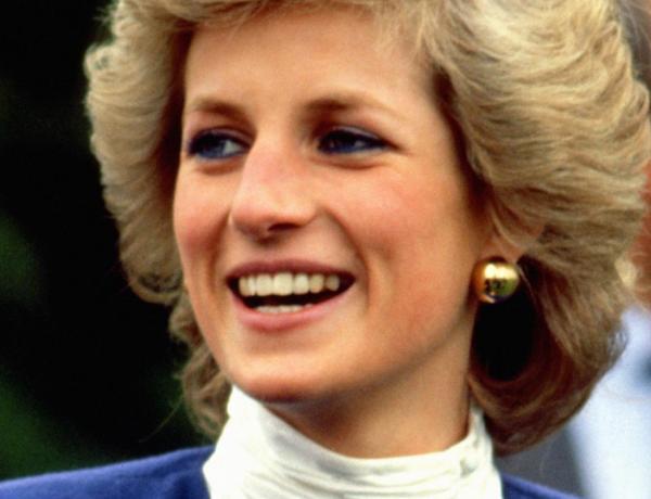 Lady Diana et son sextoy fétiche…